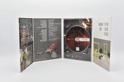 DVD-Pack 8seitig mit 1DVD