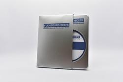 DVD Metallbox mit Fenster
