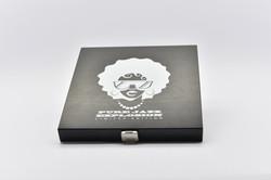 Holzcase CD-DVD