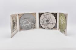Digipack 8seitig mit 3CDs + Booklet