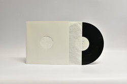 12inch Vinyl in Kastentasche weiss