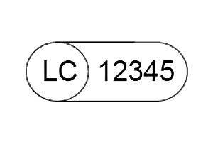 LC Labelcode