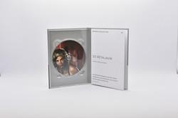DVD Mediabook Tray links + Booklet
