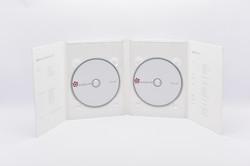 DVD-Pack 8seitig mit 2DVDs
