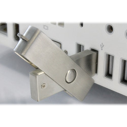USB-Stick Twister Metal