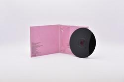 Digipack 4-seitig mit Color-CD black