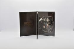 DVD Mediabook Tray rechts + Booklet