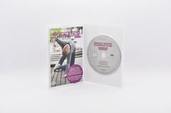 DVD-Slimbox mit Booklet