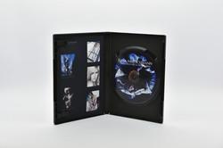 DVD-Box schwarz mit Booklet