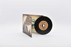 Vinyl-CD im Digipack