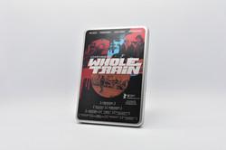 DVD Metallbox ohne Fenster