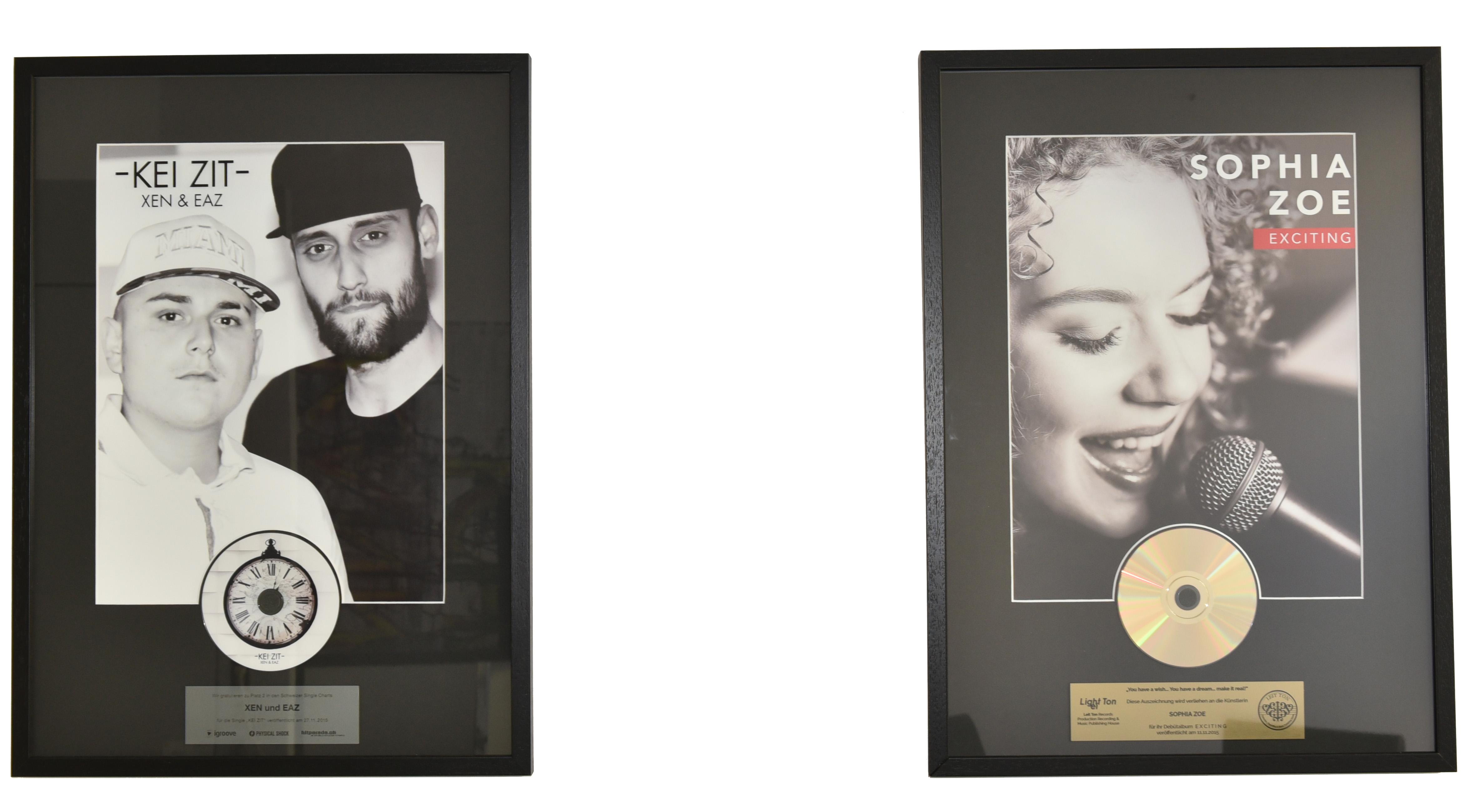 Goldene CD Awards