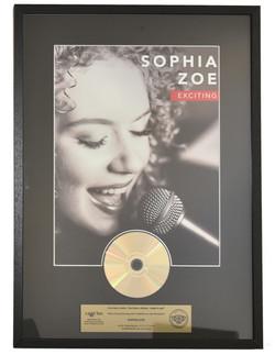 Award als Goldene CD