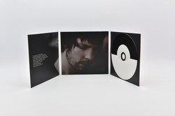 Vinyl-CD im Digifile
