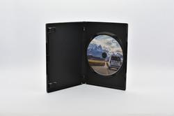 DVD-Box schwarz