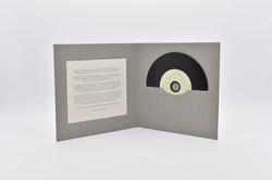 Vinyl-CD im Single-Sleeve