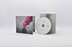 CD + Digipack 4-seitig