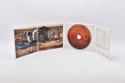 Digipack 8seitig mit 1CD