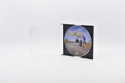 CD in Slimcase schwarz