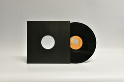 12inch Vinyl in Kastentasche schwarz