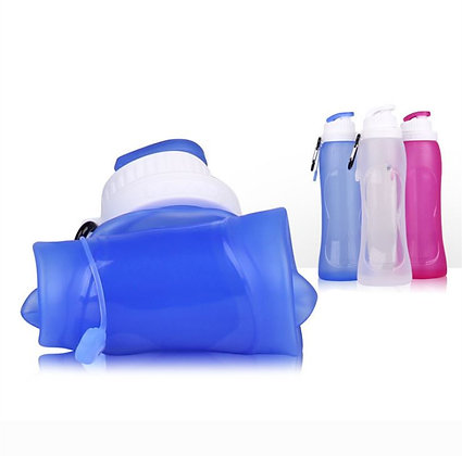 Silicone Bottle, Water Bottle, Outdoor Singapore