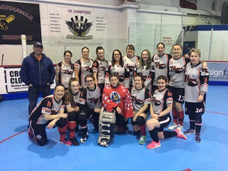 Vixens Secure Their Spot in the Nationals!