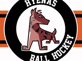 Nottingham Hyenas 2019/20 roster!