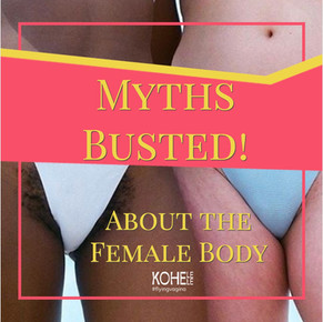 Misconceptions about the female body