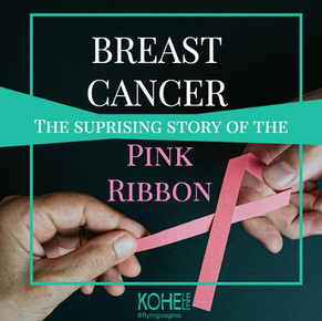 The surprising story of the Pink Ribbon