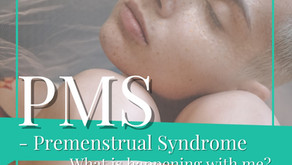 PMS - The Premenstrual syndrome