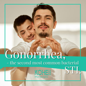 Gonorrhea- on its way of becoming a superbug