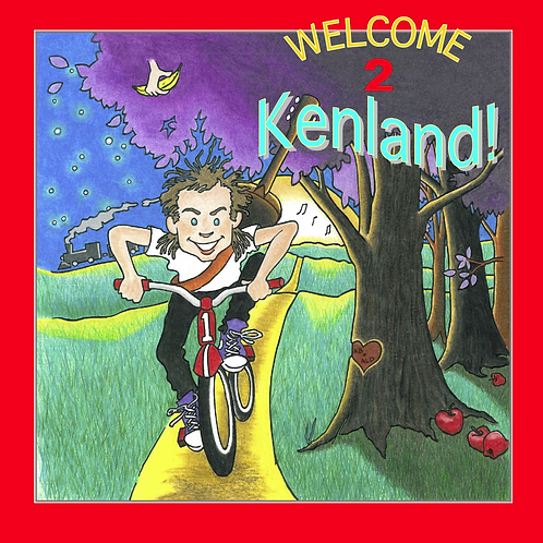 Welcome 2 Kenland CD