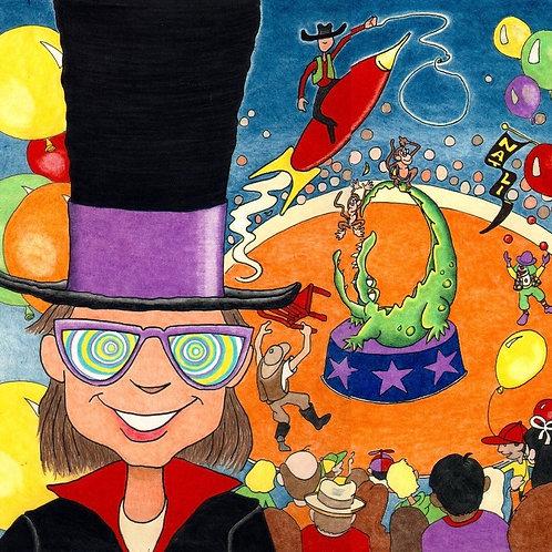 The Circus Kenlando CD