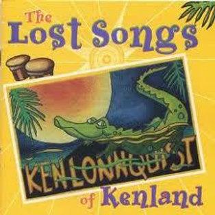 Lost Songs Of Kenland CD