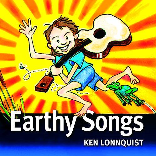 Earthy Songs CD