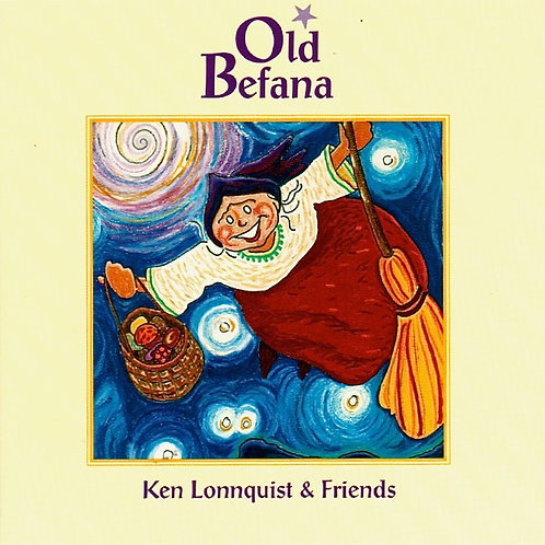 Old Befana  CD