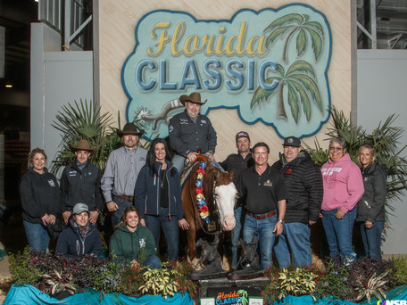 2020 Florida Derby co Champion  Score 227