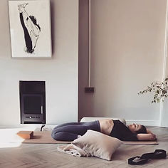 Recline Yin Yoga