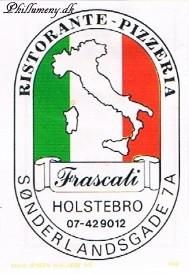 Restaurant Frascati - Holstebro