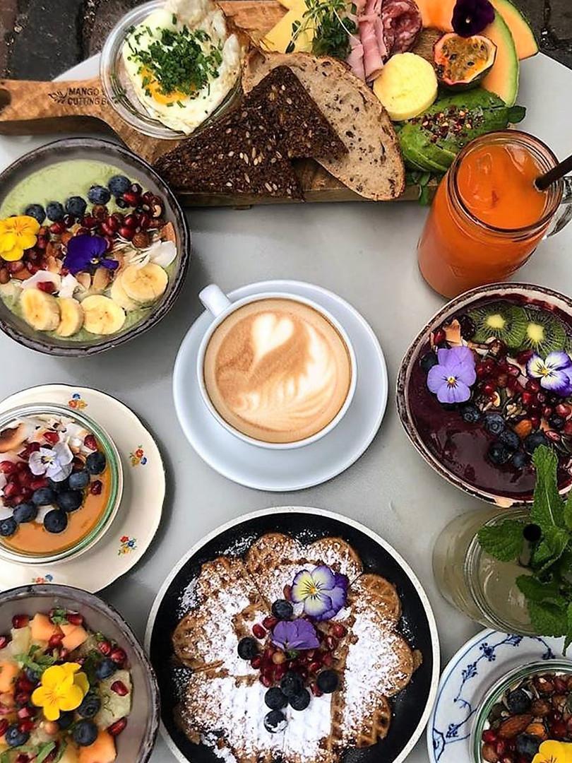 CAFE LIVINGSTONE KBH