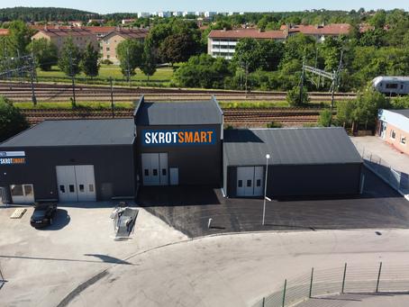 SkrotSmart öppnar i Västerås