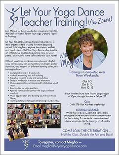 LYYD Teacher Training Zoom Flyer October
