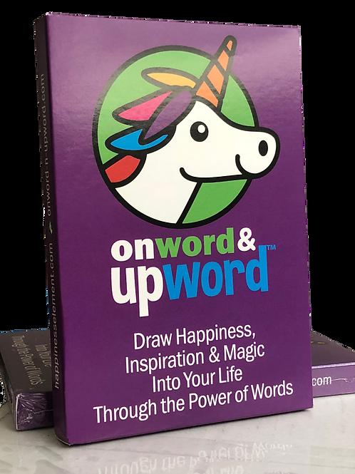 Onword & Upword Card Deck