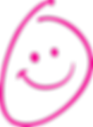 happy face only pink.png