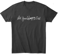 let your happy out tshirt nonattagirl.pn
