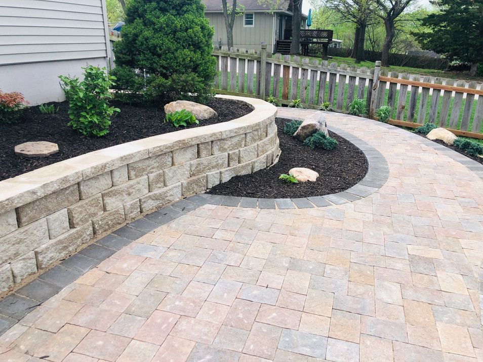 Willingham Retaining Wall and Pavers.JPG