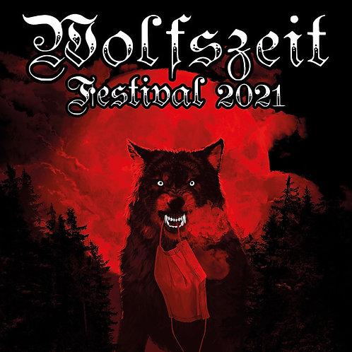Wolfszeit Festival 2021 - SUPPORTER Online Ticket