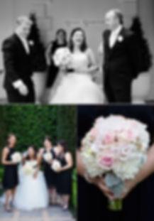 Brighton natural and documentary wedding photos