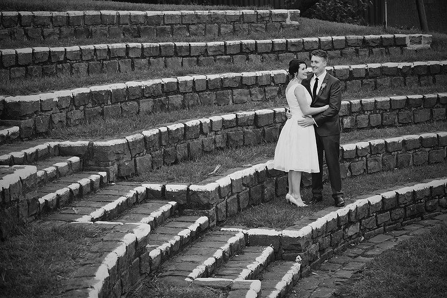 Footscray art center wedding photography
