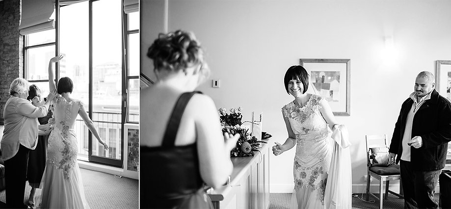 Daylesford natural wedding photography